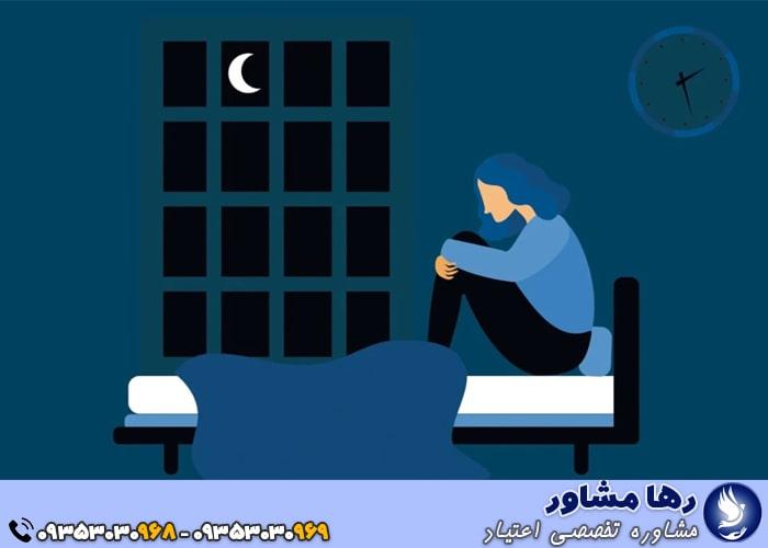 مدت زمان بی خوابی بعد از ترک تریاک چقدر است؟
